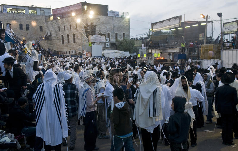 Download Lag Ba'omer editorial photography. Image of hasidism - 25620022