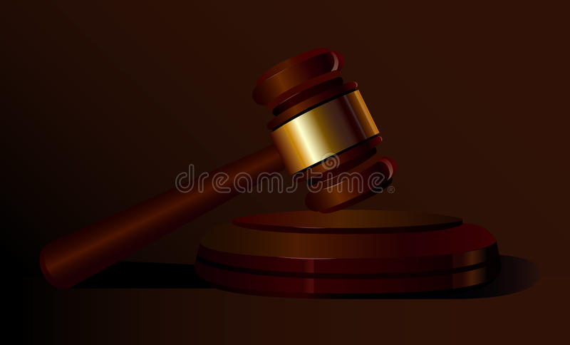 lag domstolhammare abstrakt bakgrundsbrown lines bilden auckland stock illustrationer