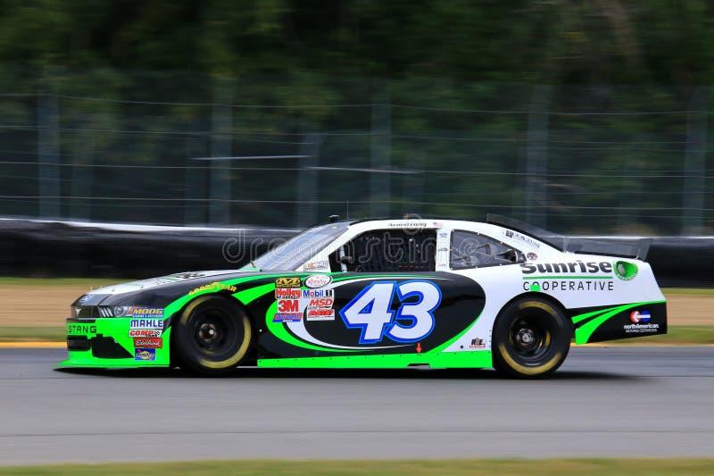 Lag för NASCAR-chaufförRichard Petty lopp royaltyfri bild