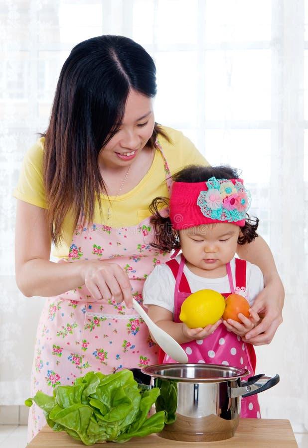 Laga mat fotografering för bildbyråer