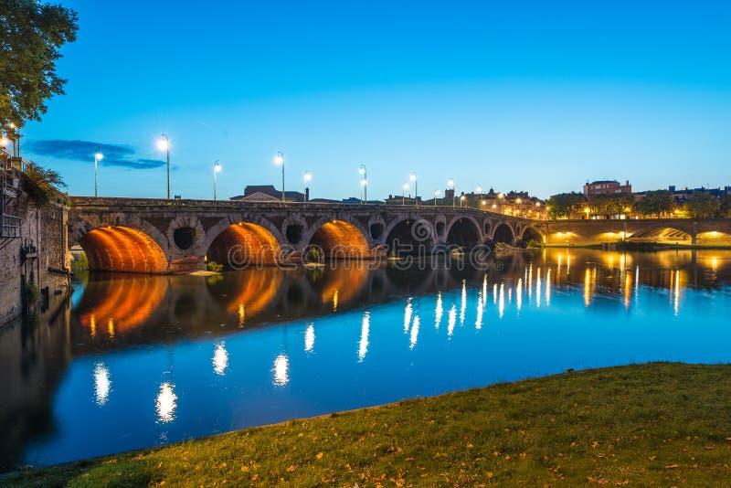 Download LaGaronne Bortgång Till Och Med Toulouse, Frankrike Arkivfoto - Bild av flod, sights: 78728734