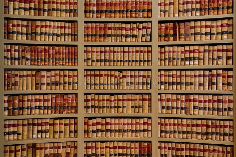 Lagböcker arkivbilder