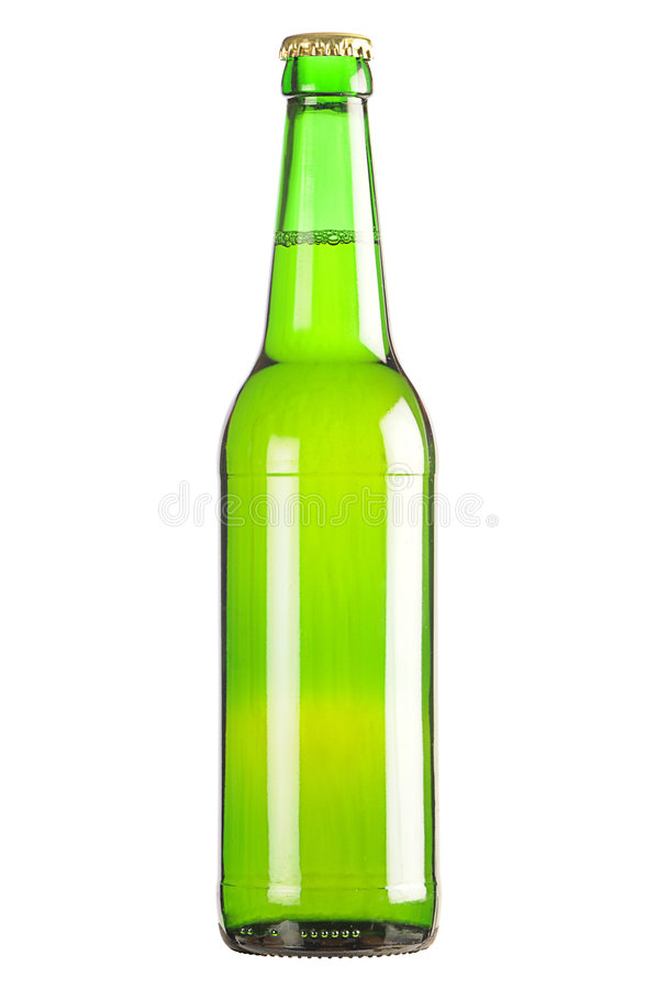 lager бутылки пива стоковое фото