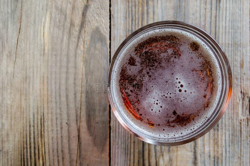 lager пива свежий стеклянный стоковые фотографии rf