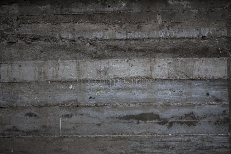 Lager av betongväggen arkivfoto