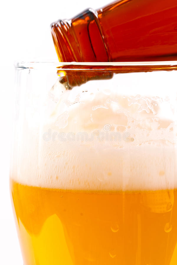 Lager beer royalty free stock images