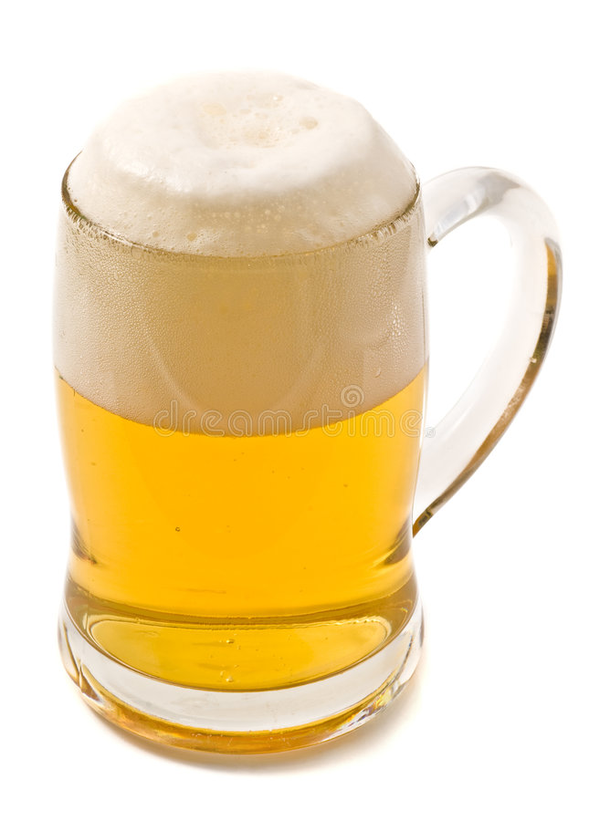 Free Lager Beer Royalty Free Stock Photos - 4678788
