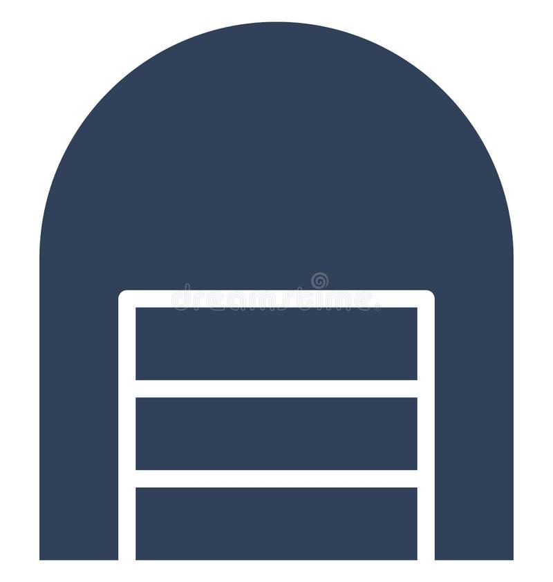 Lager boutique isolerad vektorsymbol som kan vara lätt att redigera eller ändrade royaltyfri illustrationer