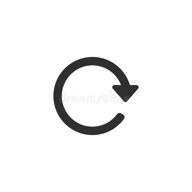 Lagerföra för uppdateringlabe för vektorn ny design 10 stock illustrationer