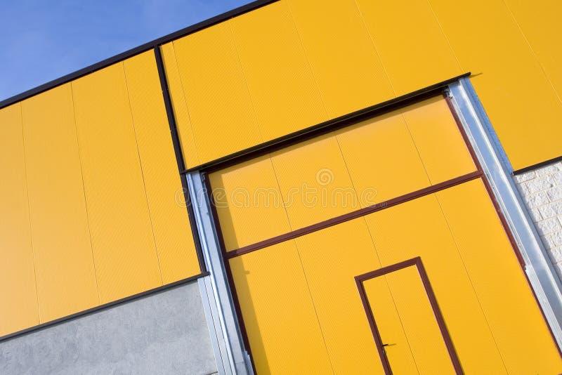 Lagern Sie Tür ein lizenzfreies stockfoto