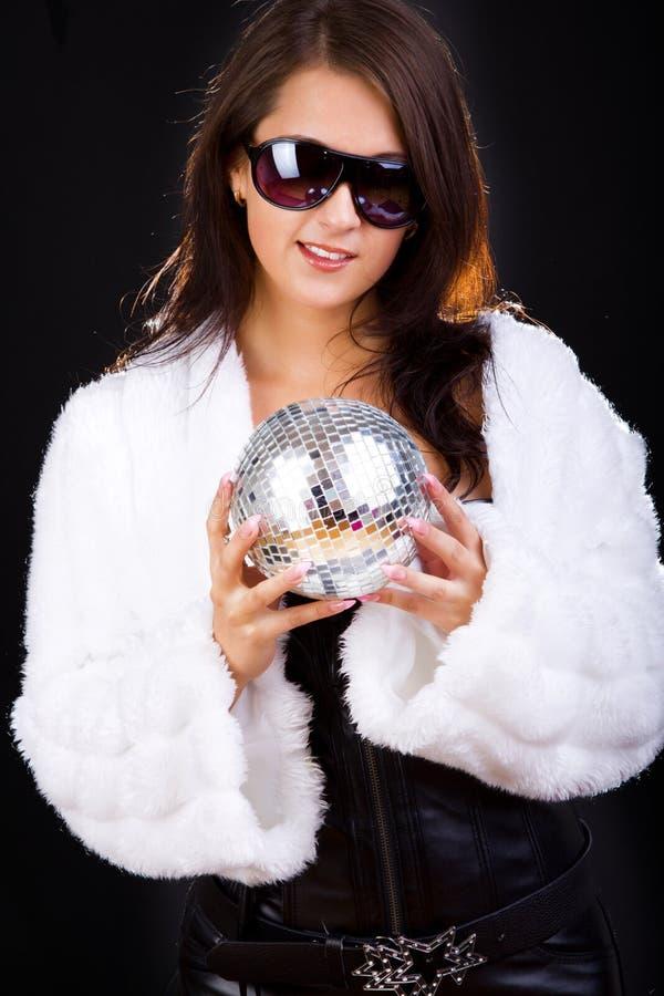 lagkvinnligsolglasögon royaltyfri bild