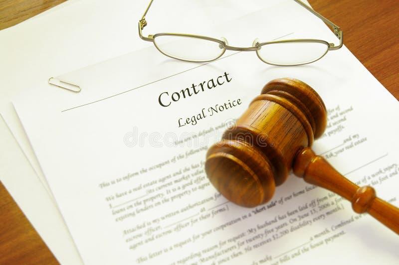 lagligt avtal arkivfoton