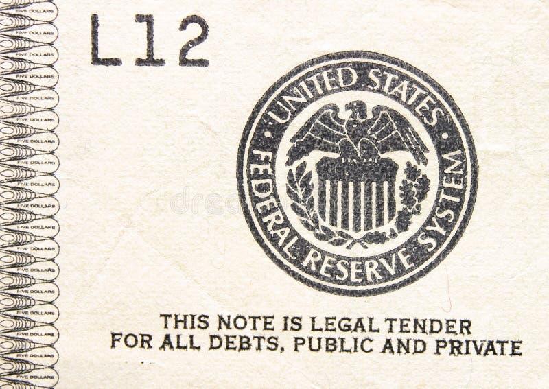 Lagligt pengarstämpelanbud