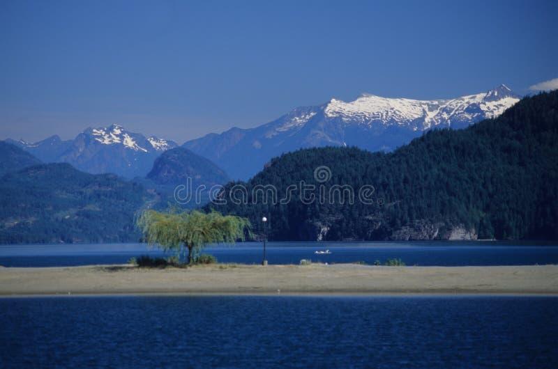 Lago 1 Harrison imagen de archivo libre de regalías