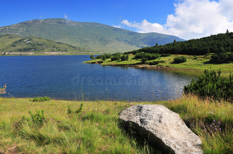 Lago fotos de stock royalty free