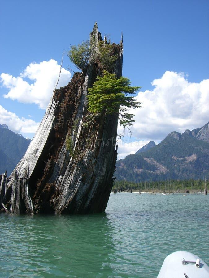Lago 2 Stave fotos de stock