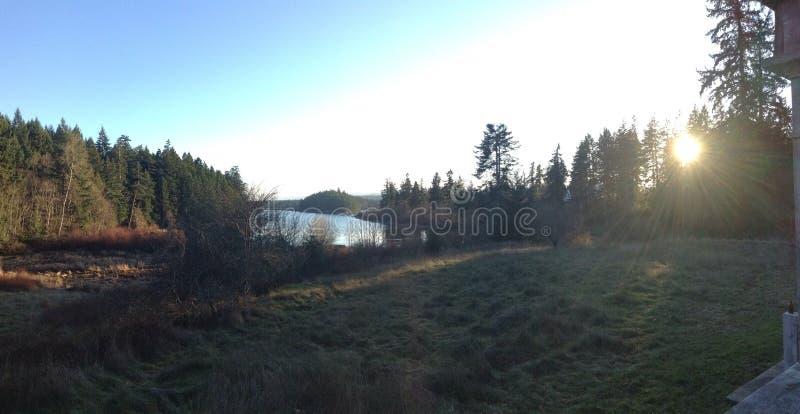 Lago foto de stock royalty free