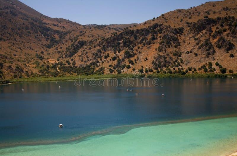 Lago immagini stock