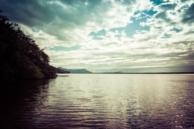 Lago fotos de archivo