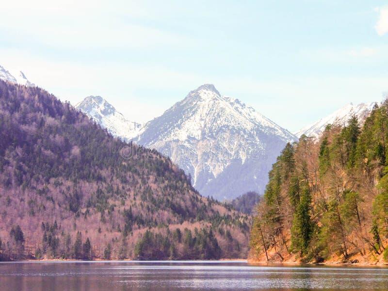 Lago photographie stock