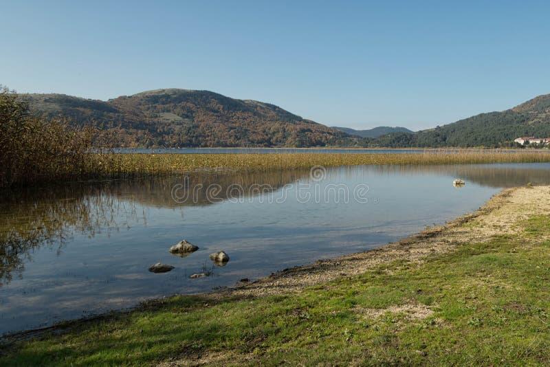 Lago Abant imagem de stock royalty free