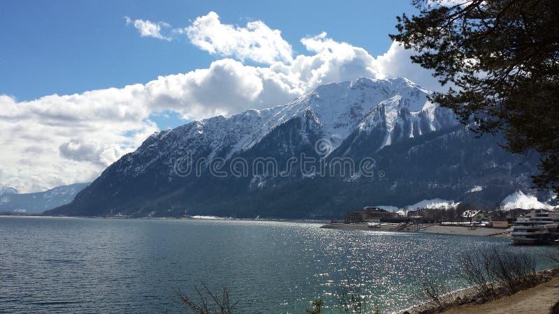 Lago Achen fotografía de archivo