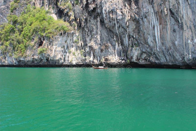Lago agradable fotografía de archivo