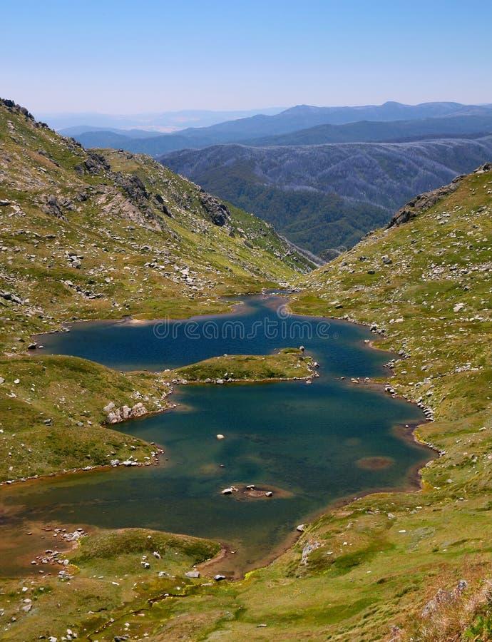 Lago Albina fotografia de stock royalty free