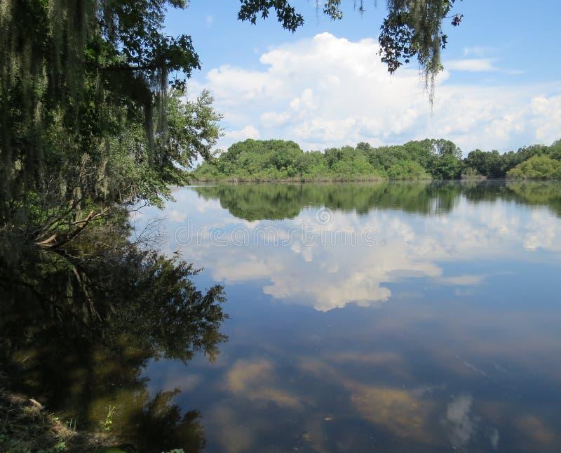 Lago Alicia imagenes de archivo