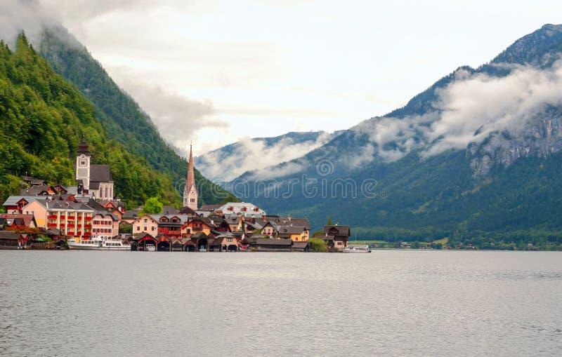 Lago Alpbach fotografía de archivo