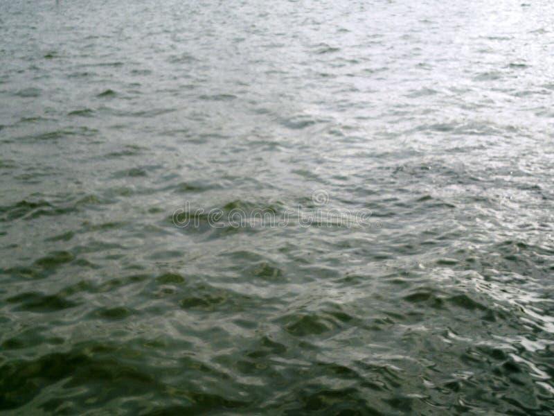 Lago Anasagar situato al distretto di Ajmer fotografia stock