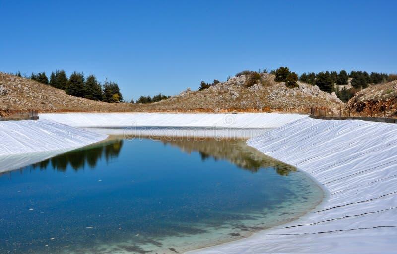 Lago artificial 0027 fotos de stock