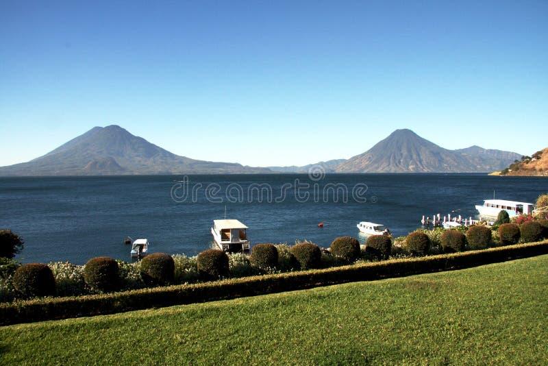 Lago Atilan fotos de stock