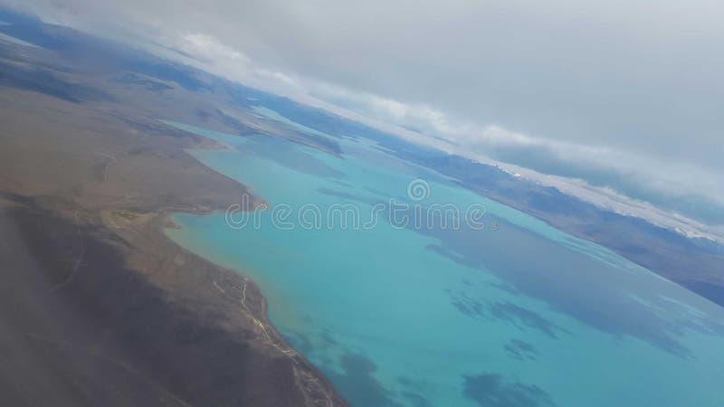 Lago Azul immagine stock