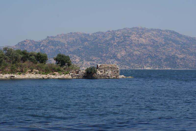 Lago Bafa fotos de archivo