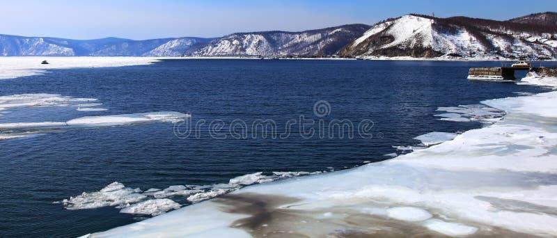 Lago Baikal fotos de stock