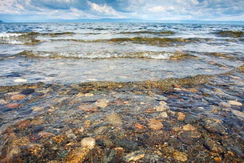 Lago Baikal immagine stock libera da diritti