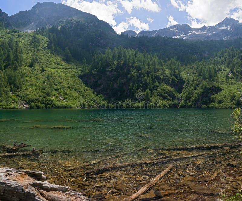 Lago Barco, Italië royalty-vrije stock foto