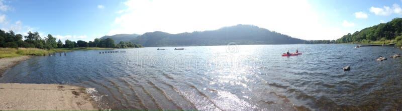 Lago Bassenthwaite fotos de archivo libres de regalías