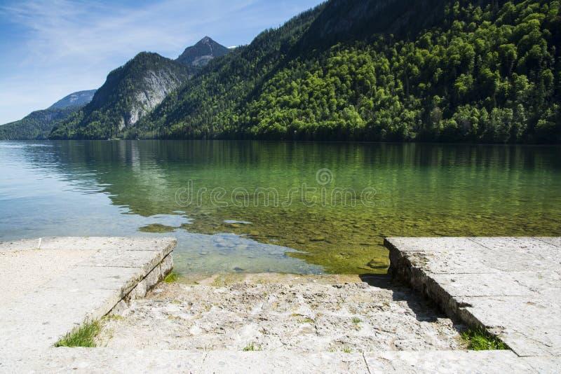 Lago Baviera immagine stock libera da diritti