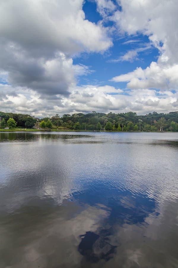 Lago Bernardo del sao imágenes de archivo libres de regalías
