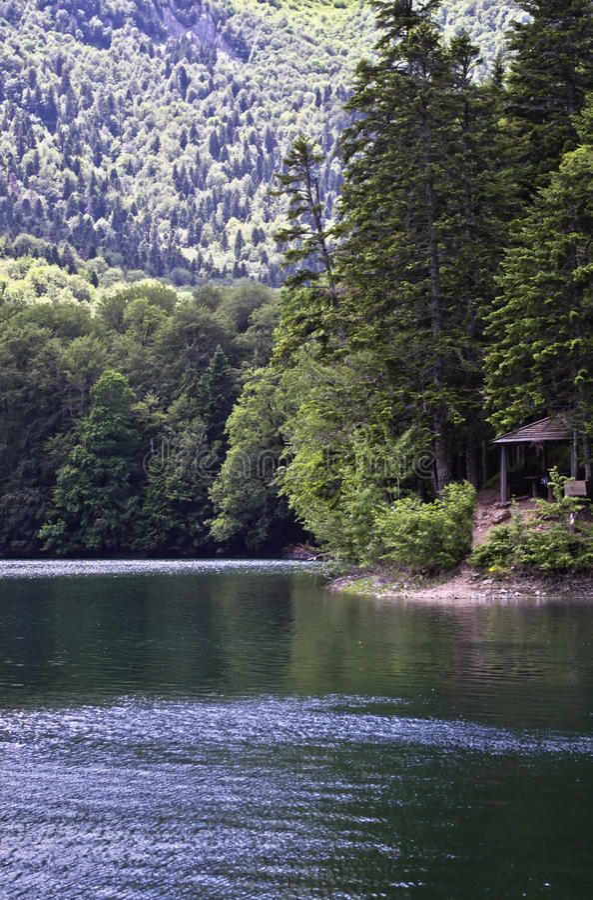 Lago Biograd imagenes de archivo
