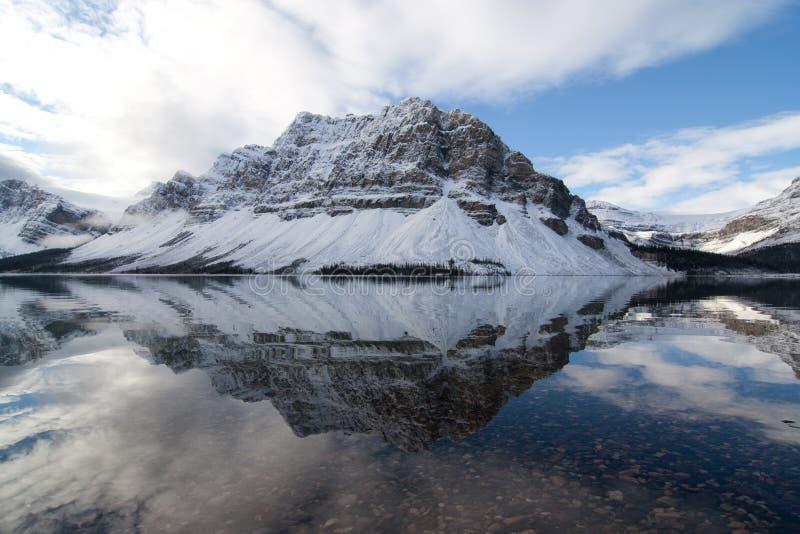 Lago bow imagenes de archivo