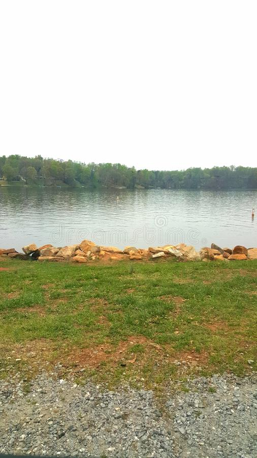Lago Bowen imagen de archivo