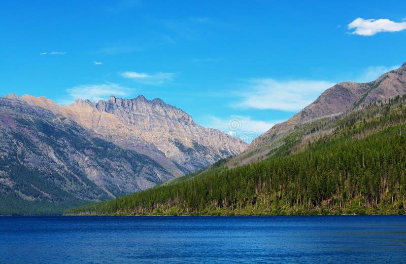 Lago bowman imagens de stock royalty free