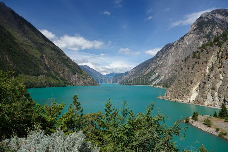 Download Lago Canadá Duffey imagen de archivo. Imagen de montaña - 41907257