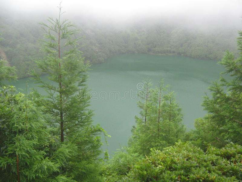 Lago Canaria immagini stock