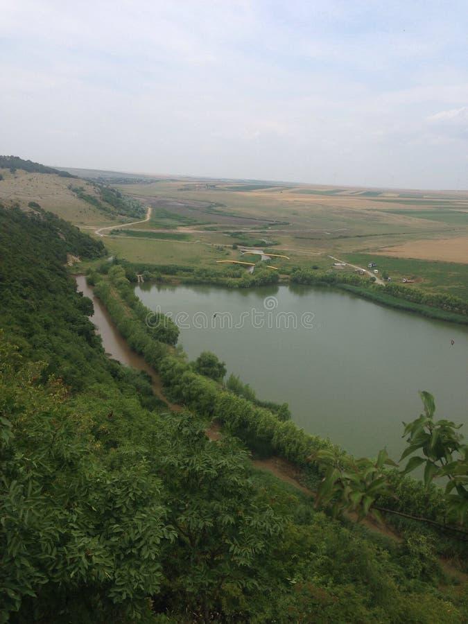 Lago Casian imagen de archivo libre de regalías