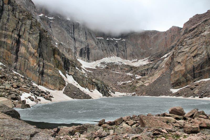 Lago chasm imagem de stock royalty free