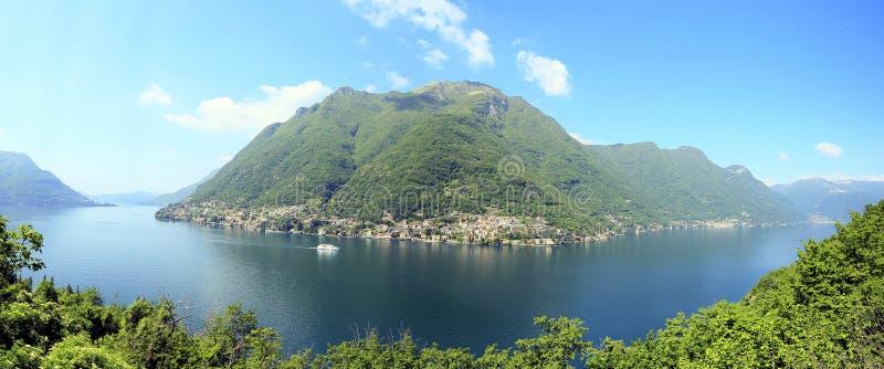 Lago Como fotos de stock